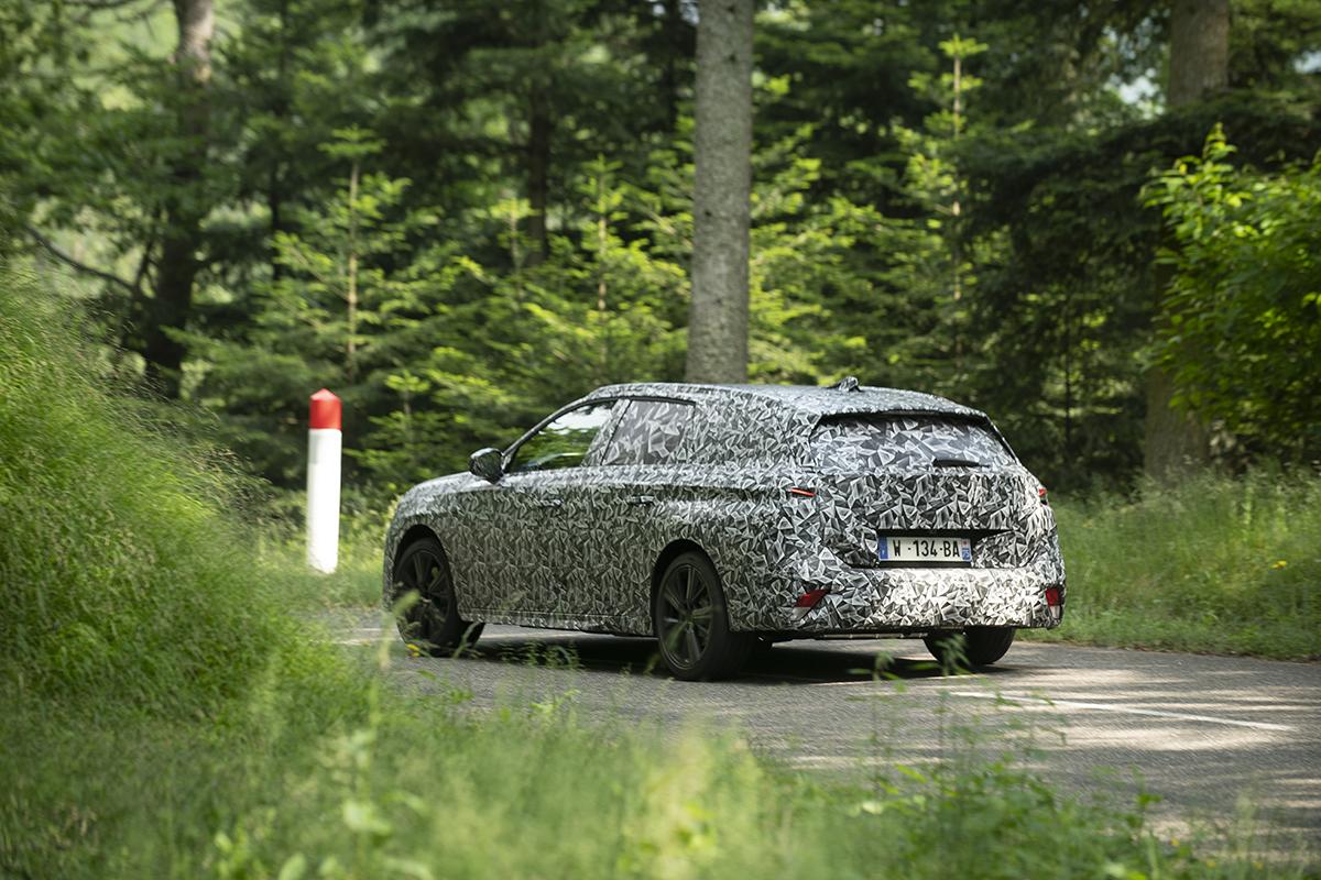 Test 2022 Peugeot 308 SW - Review AutoGids