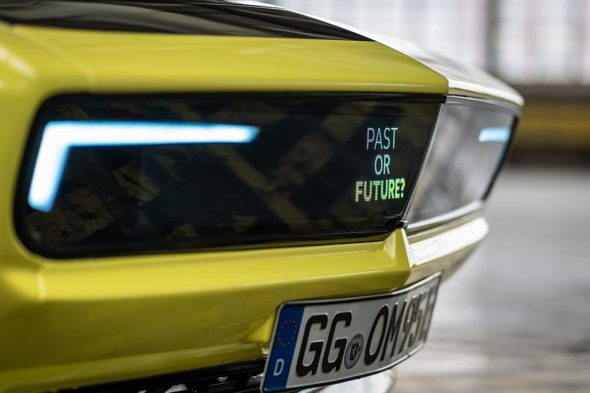 2021 Opel Manta GSe Restomod - Review AutoGids