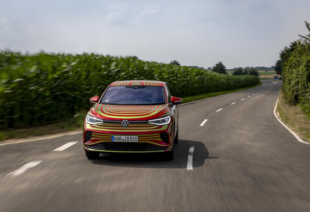 Test 2022 VW ID.5 GTX - Review AutoWereld