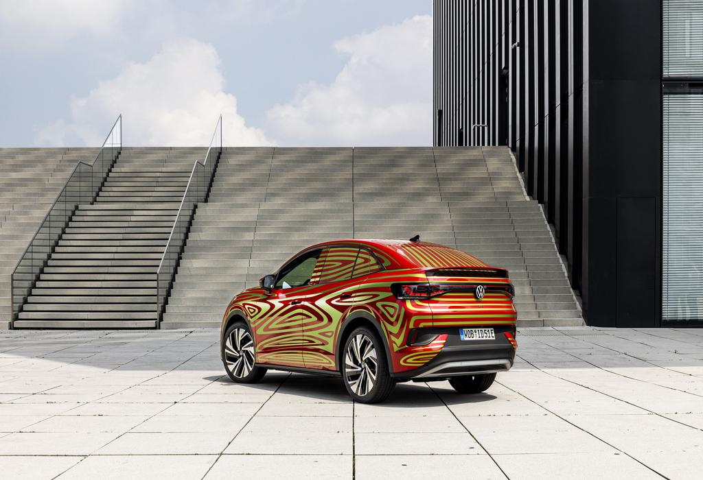 Test 2022 Volkswagen ID.5 GTX Prototype - Review AutoGids