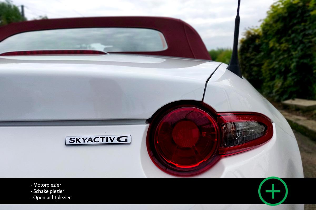Mazda MX-5 1.5 SkyActiv-G - Review AutoGids