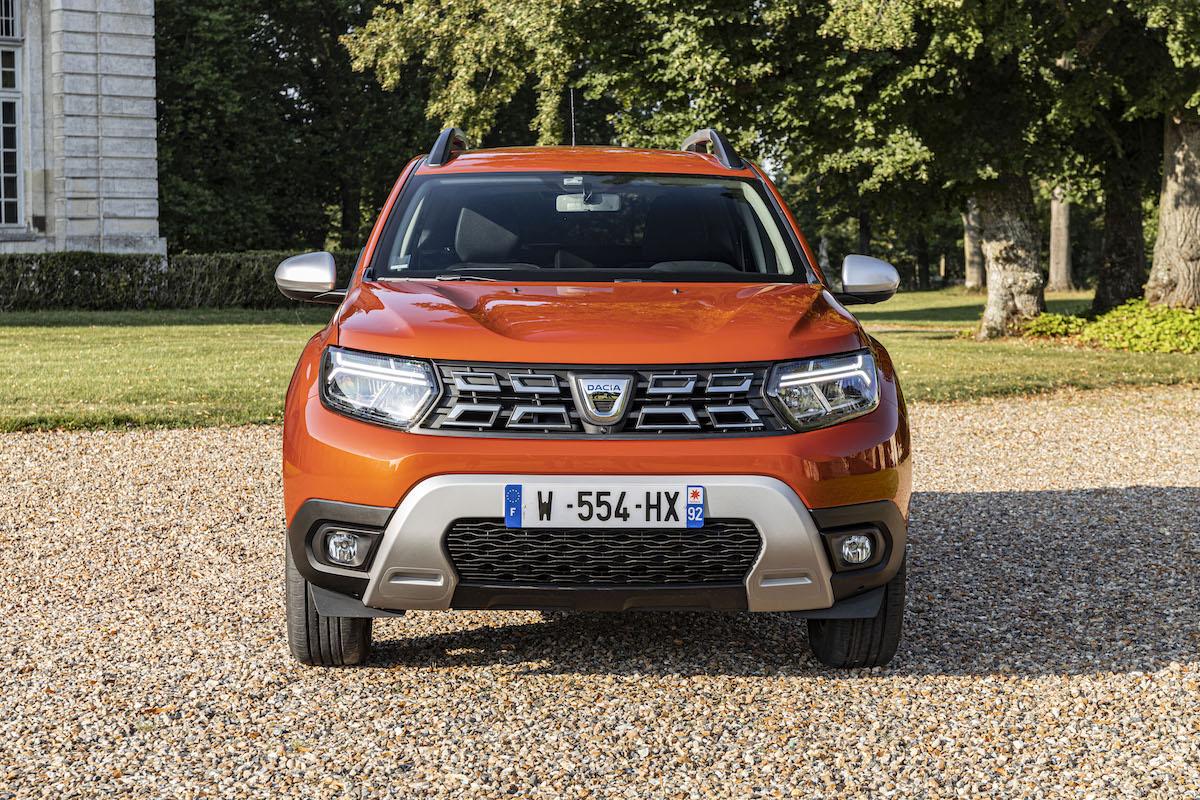 Review 2021 Dacia Duster facelift - AutoGids