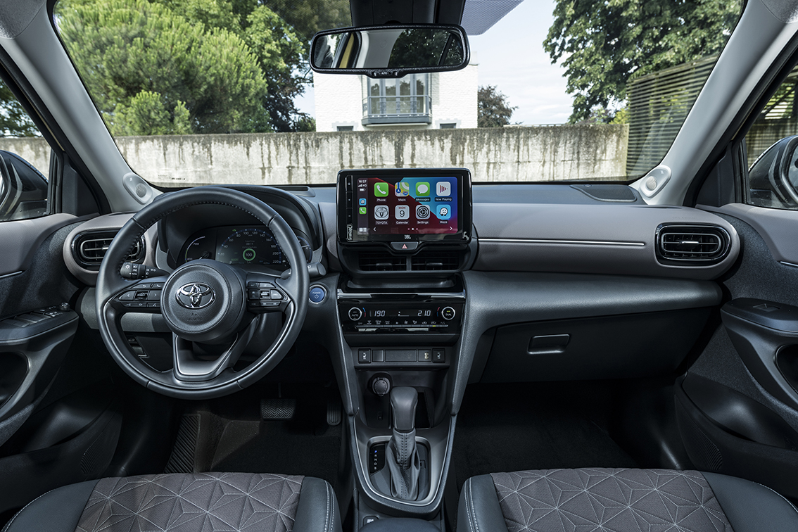 2021 Toyota Yaris Cross Hybrid
