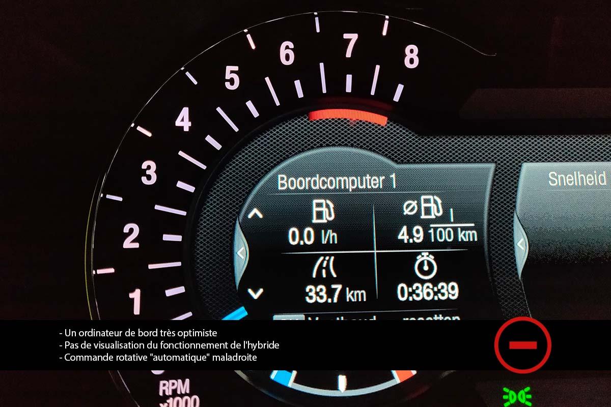 Ford S-Max Hybrid 25i