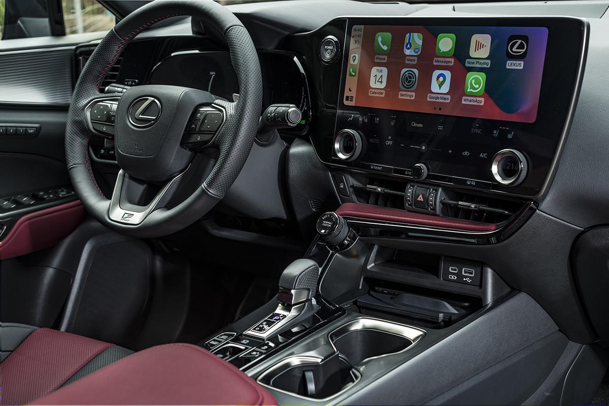2021 Lexus NX 450h+ PHEV