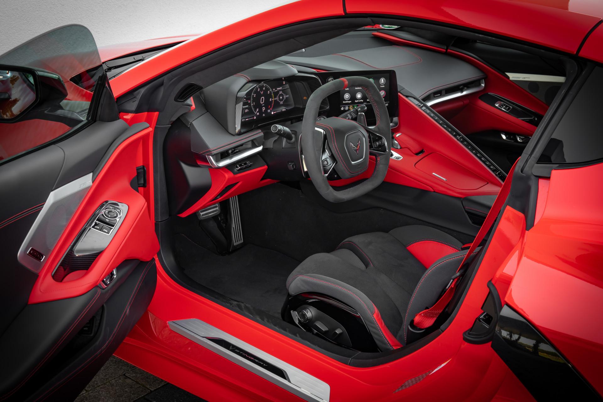 2021 Corvette C8 Stingray