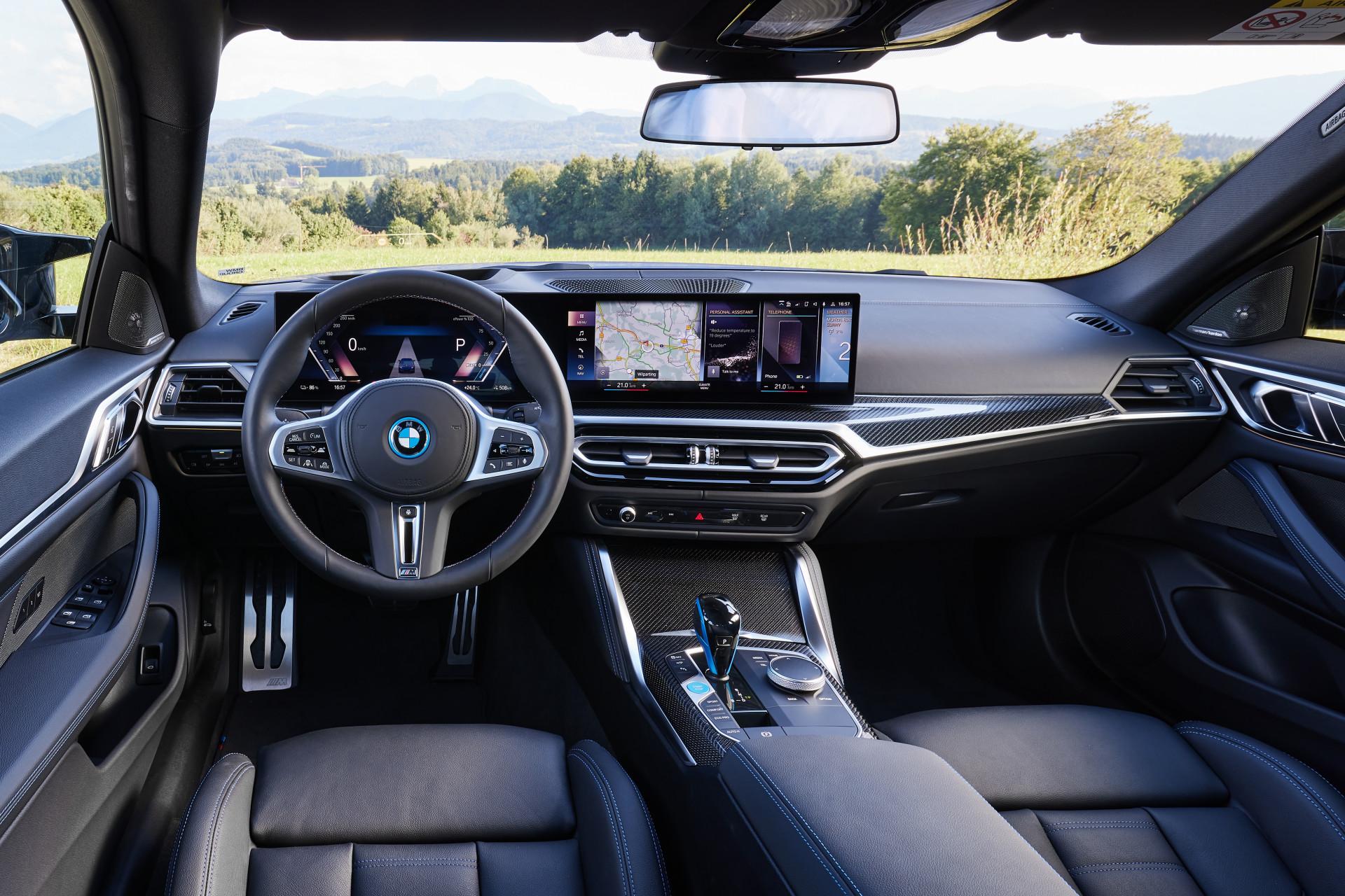 2022 BMW i4 - Key Information Review