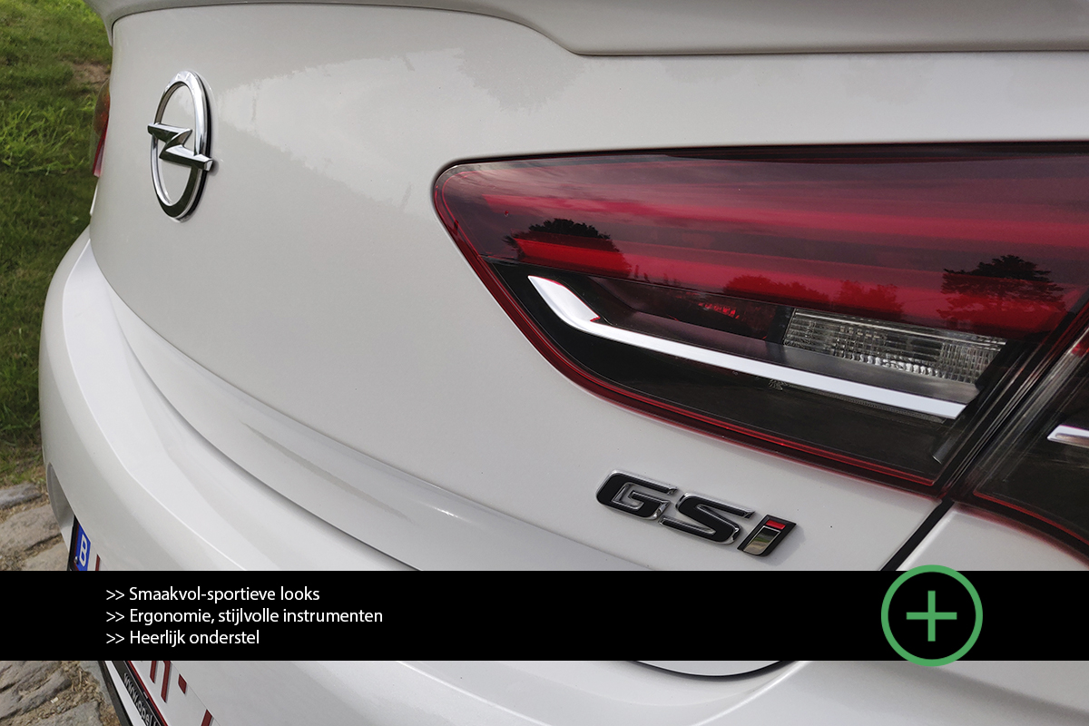 2021 Opel Insignia GSi