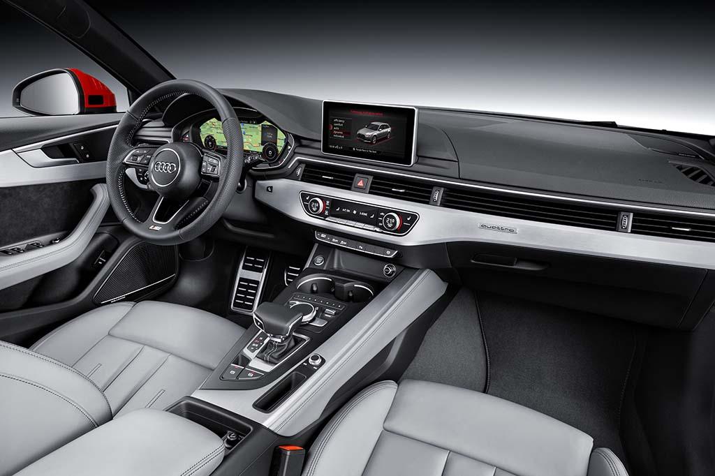 Essai Audi A4 Avant 2016 Moniteur Automobile