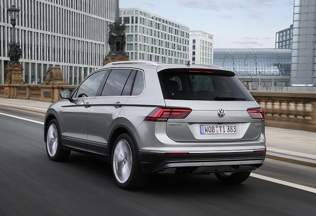 VW tiguan berlin