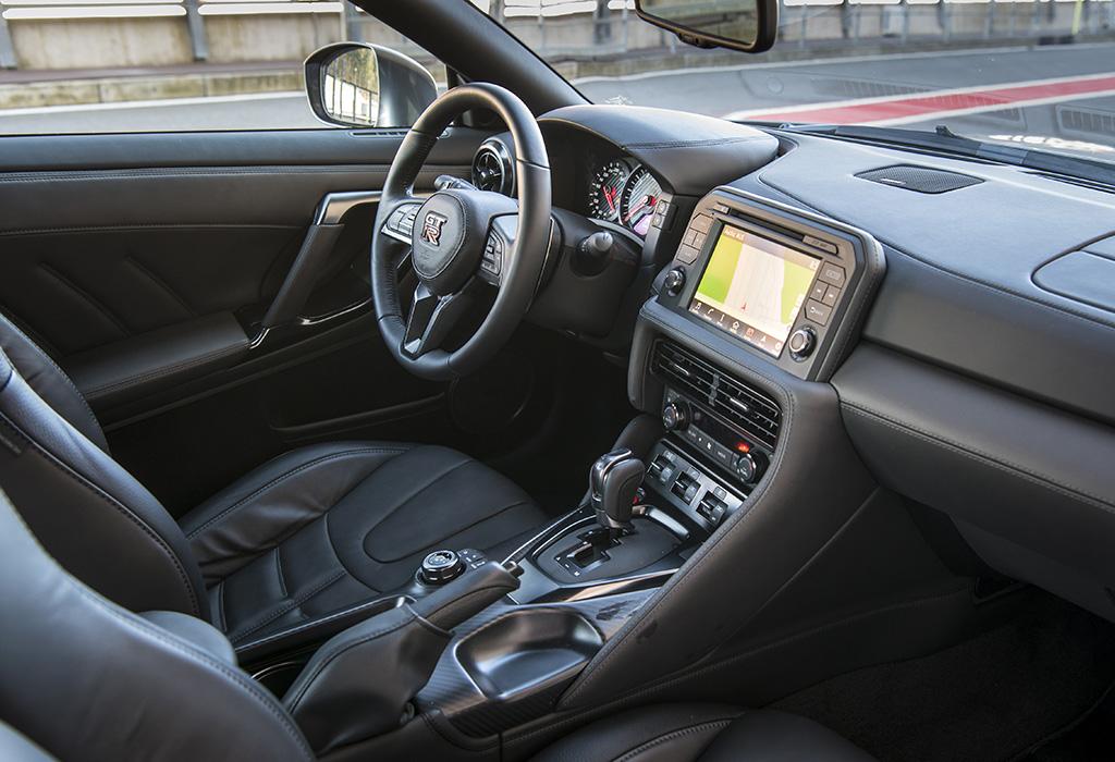 Nissan GT-R Facelift 2016 Spa