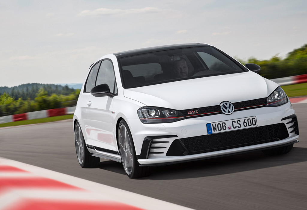 test test vw golf gti clubsport autowereld. Black Bedroom Furniture Sets. Home Design Ideas