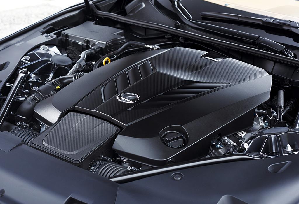 Lexus LC500 V8