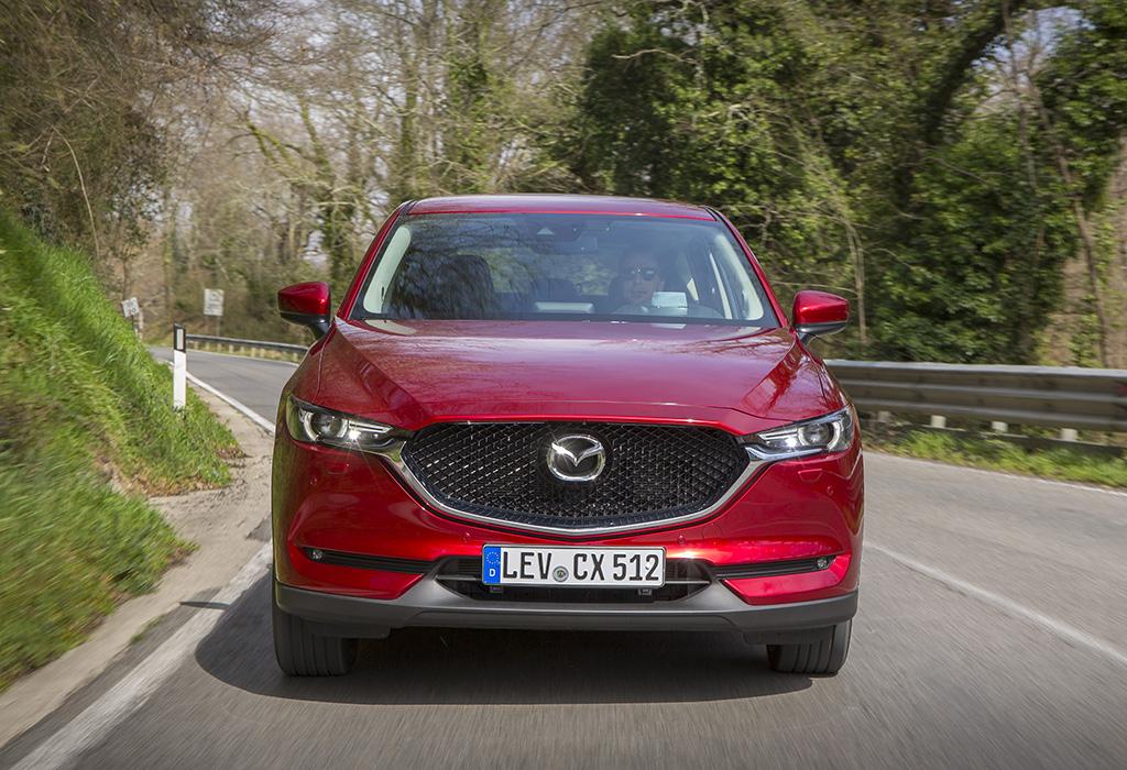 2017 Mazda CX-5 test drive AutoWereld