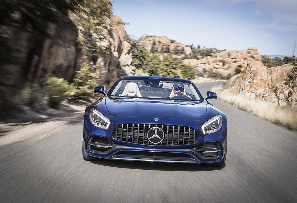 Mercedes-AMG GTC Roadster - test AutoWereld