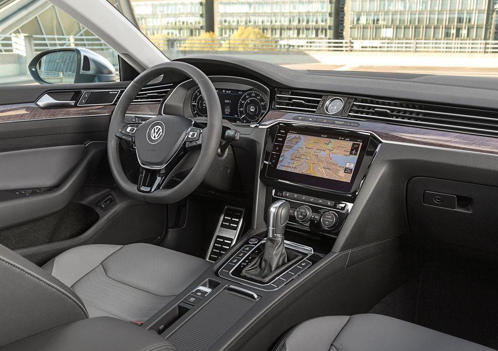 Essai Volkswagen Arteon 2017 Vw Sur Son Cheval D Ar 231 On