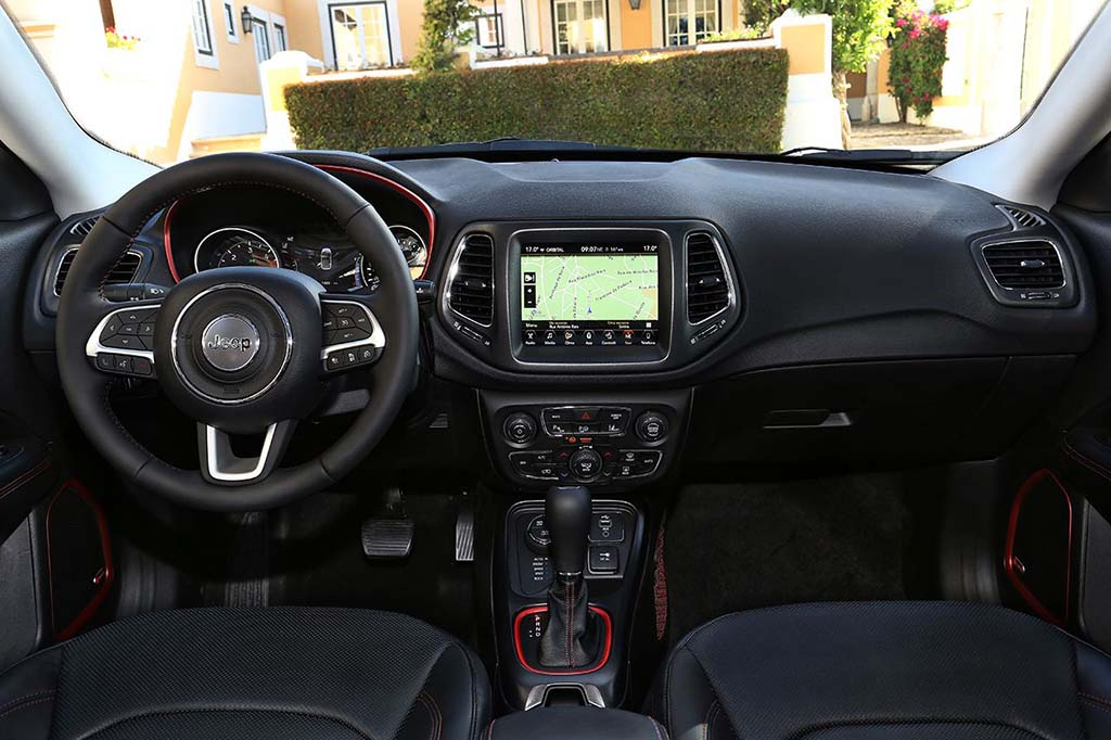 Stunning Jeep Compass Interieur Images - Trend Ideas 2018 ...