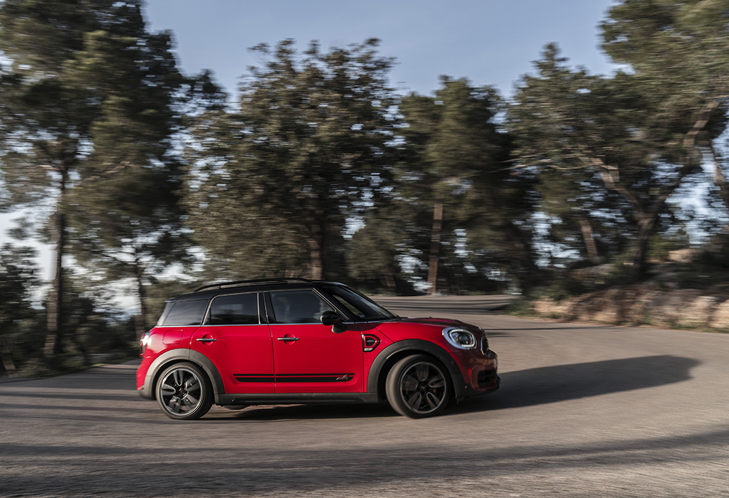 2018 Mini JCW Countryman All4