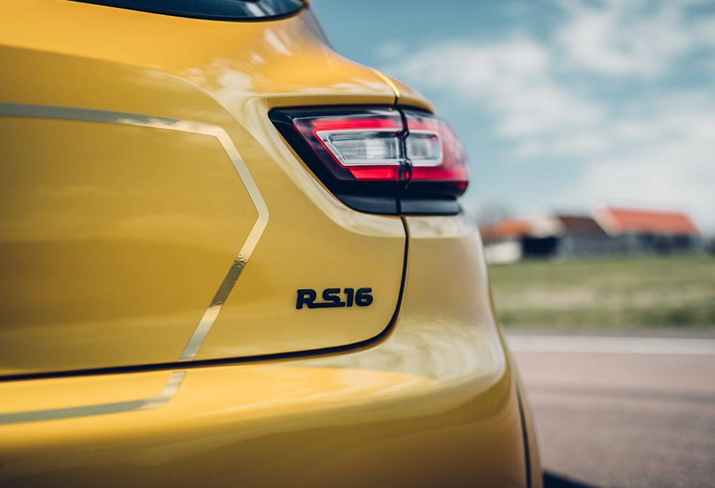 Renault Clio RS16 Concept - Dennis Noten / AutoWereld