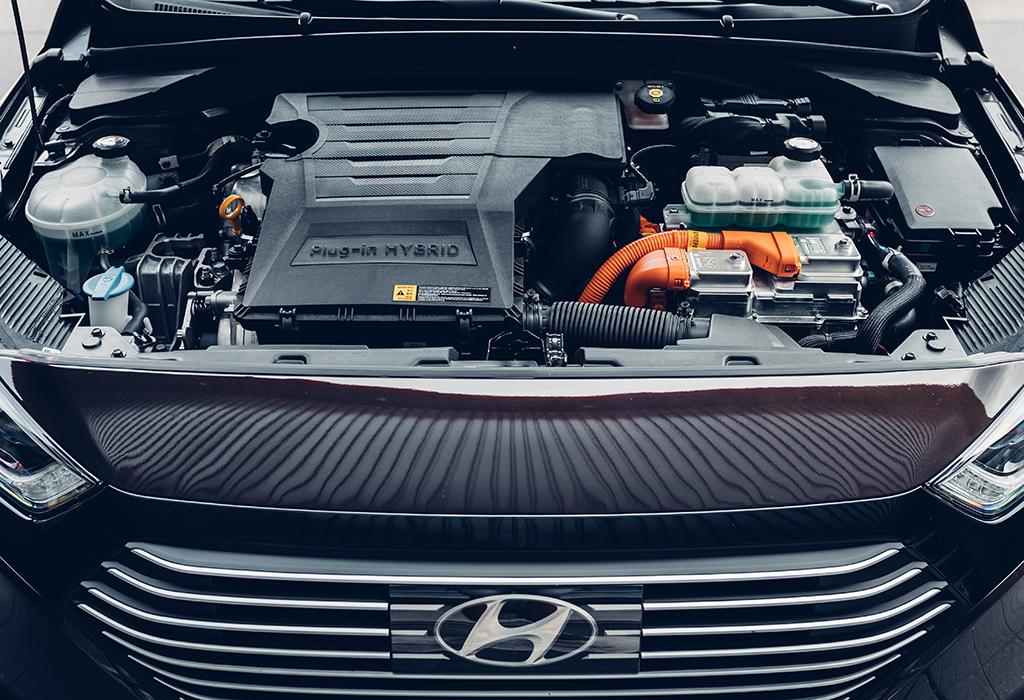 Hyundai Ioniq PHEV Plug-in Hybrid