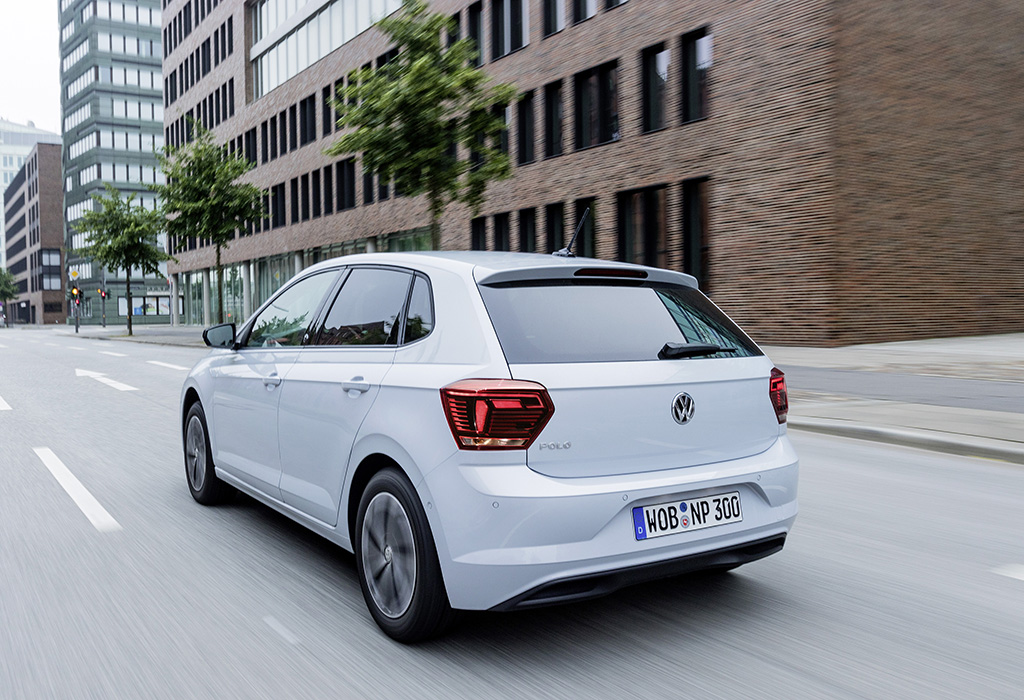 2017 VW Polo TSI Beats