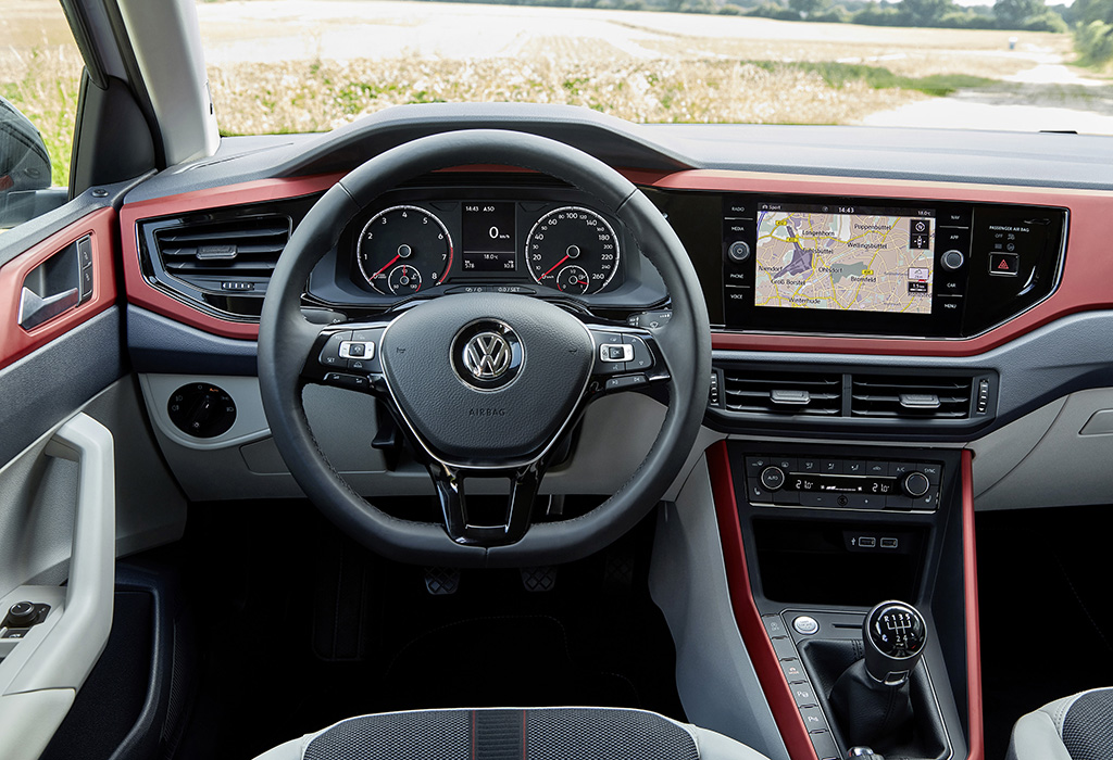 test review volkswagen polo 1 0 tsi 2017 autowereld. Black Bedroom Furniture Sets. Home Design Ideas
