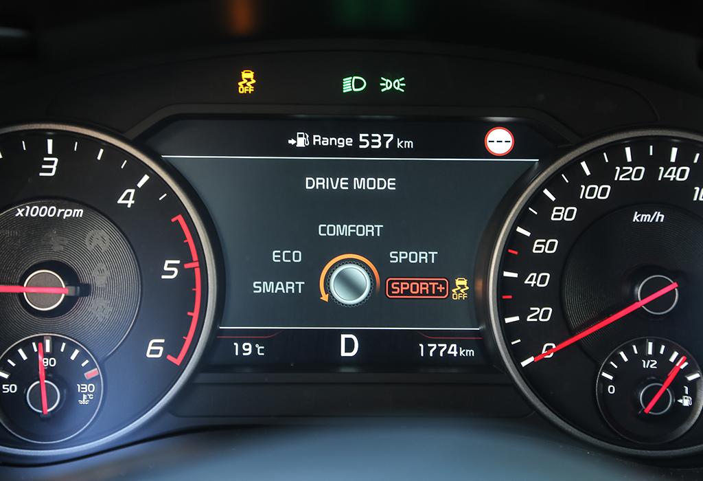 KIA Stinger GT V6 Turbo