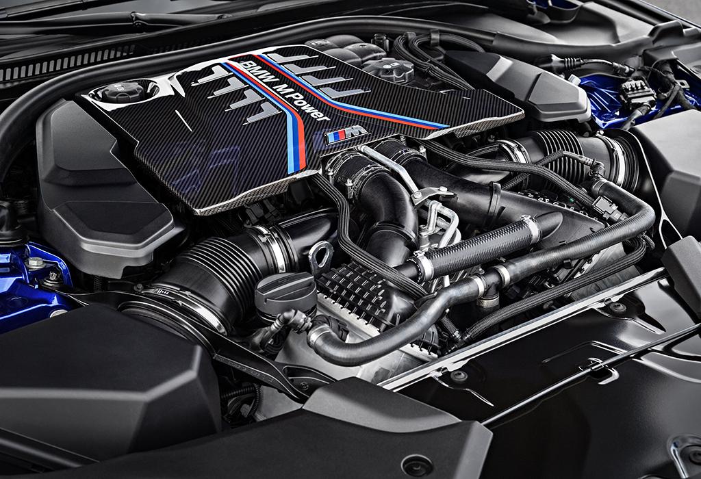 2018 BMW M5 MxDrive