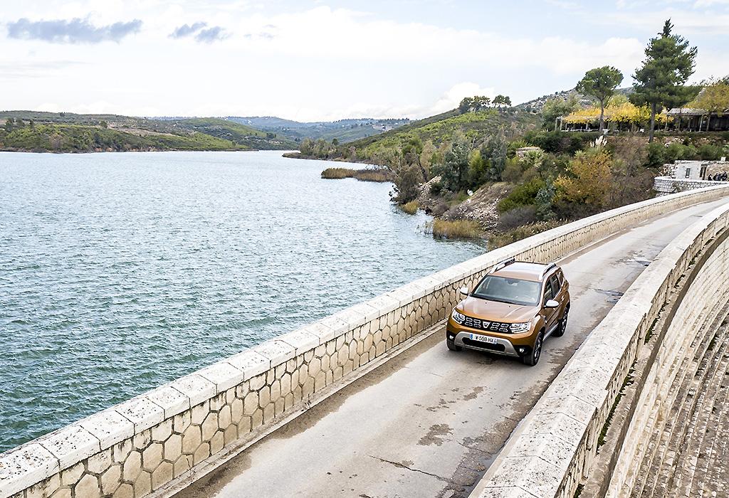 Dacia Duster SUV - Test AutoWereld