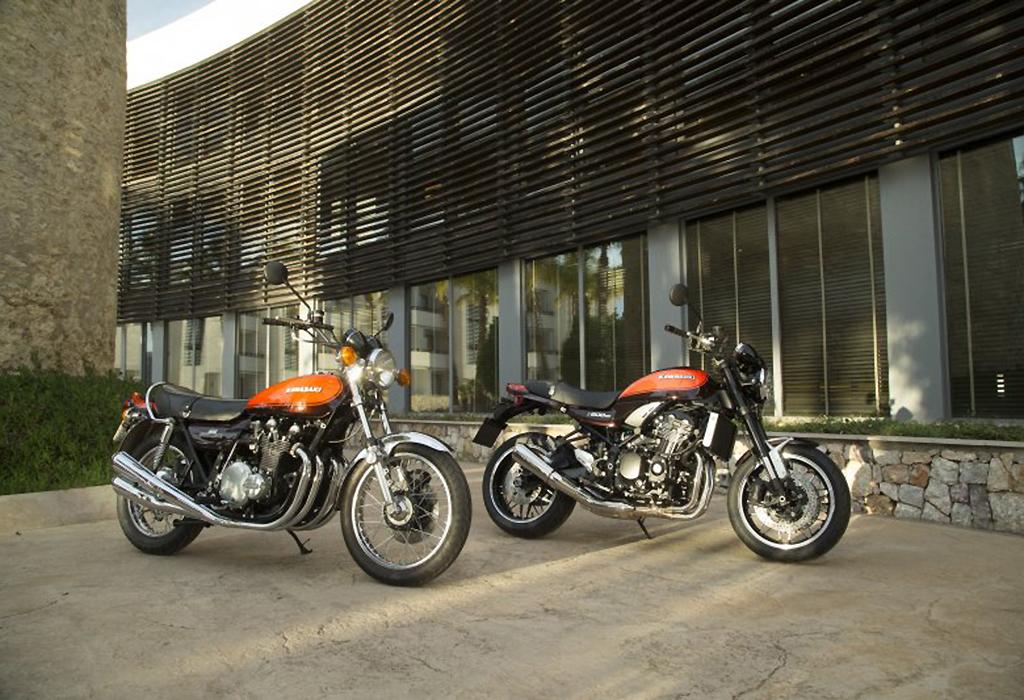 Kawasaki Z1 & Z900RS