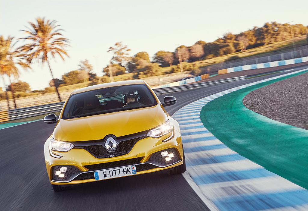 2018 Renault Mégane RS Cup 4Control