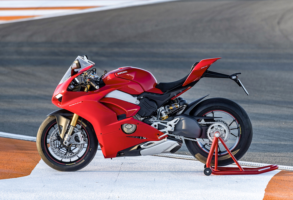 2018 Ducati Panigale V4 Valencia