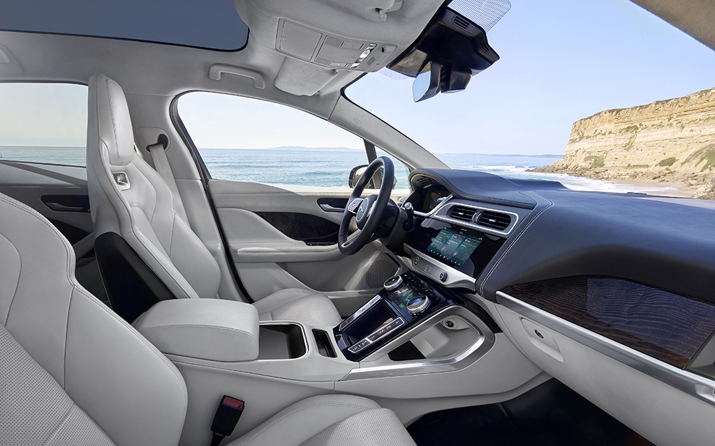 Test Jaguar I-Pace (2018) - AutoWereld