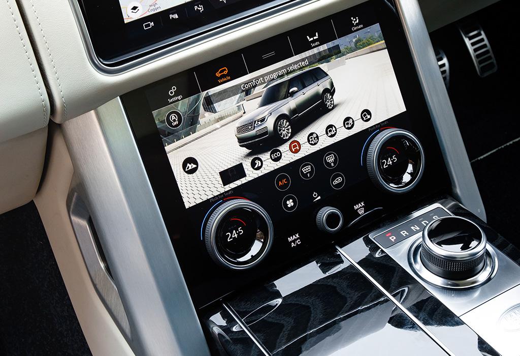 2018 Range Rover P400e Plug-in Hybrid