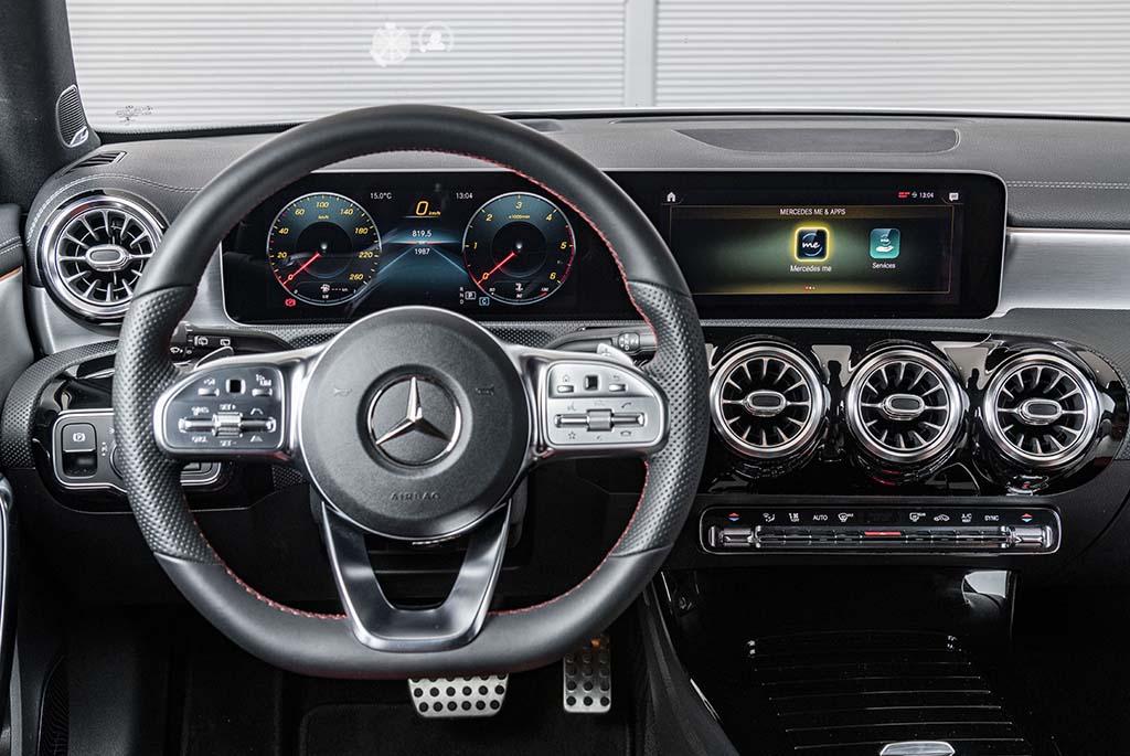 Test Mercedes A Klasse 2018 De Slimste Van De Familie Autogids