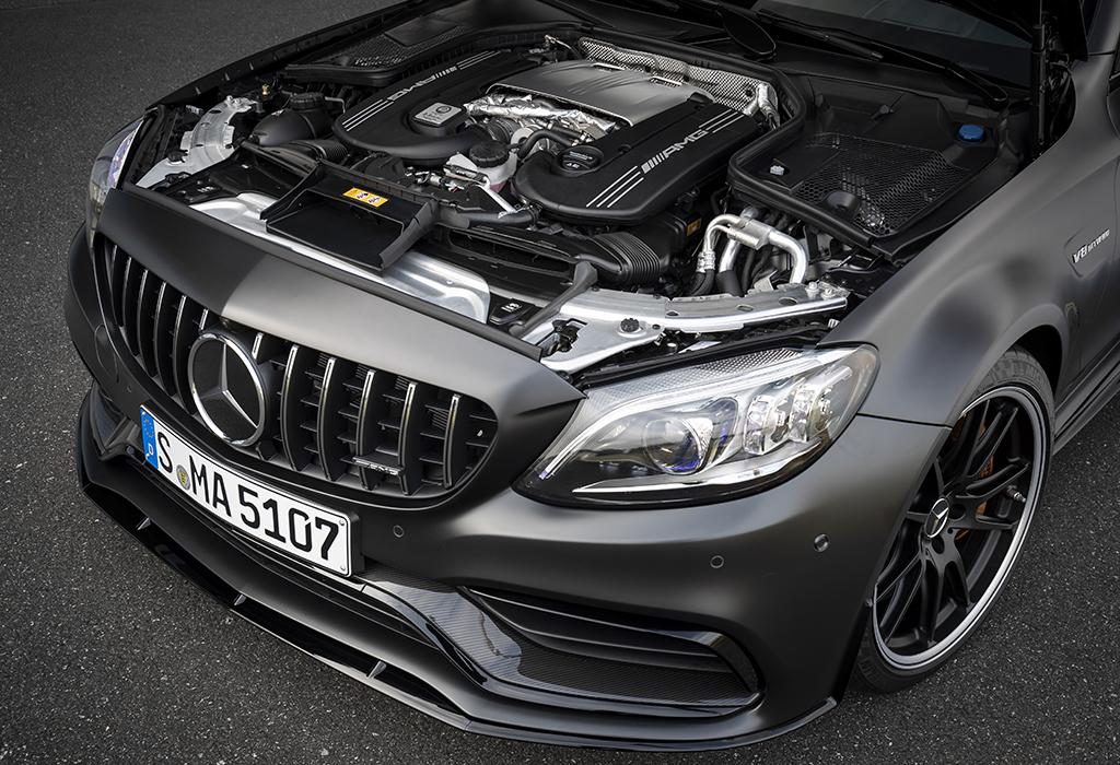 Mercedes-AMG C63s Coupé
