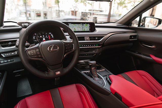 test lexus ux 250h autowereld. Black Bedroom Furniture Sets. Home Design Ideas