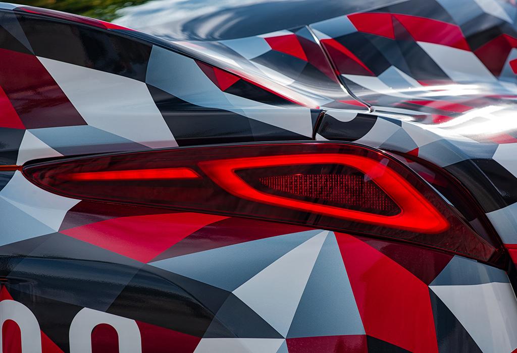 2018 GR Toyota Supra Turbo