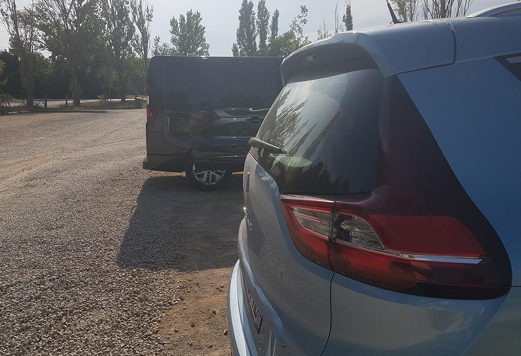 Renault Trafic SpaceClass VIP