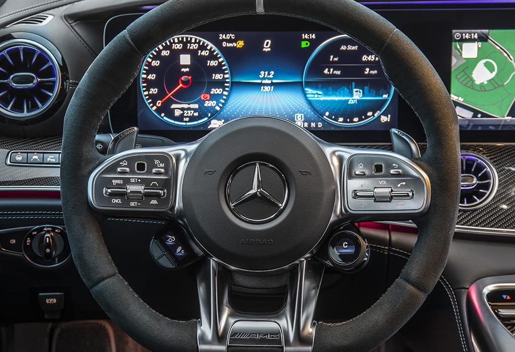 2018 Mercedes-AMG GT 63S 4-Door Coupé