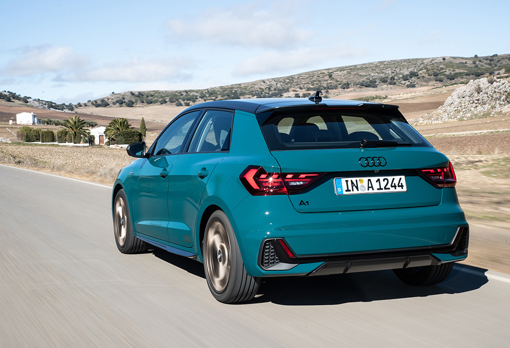 2018 Audi A1 Sportback Edition One