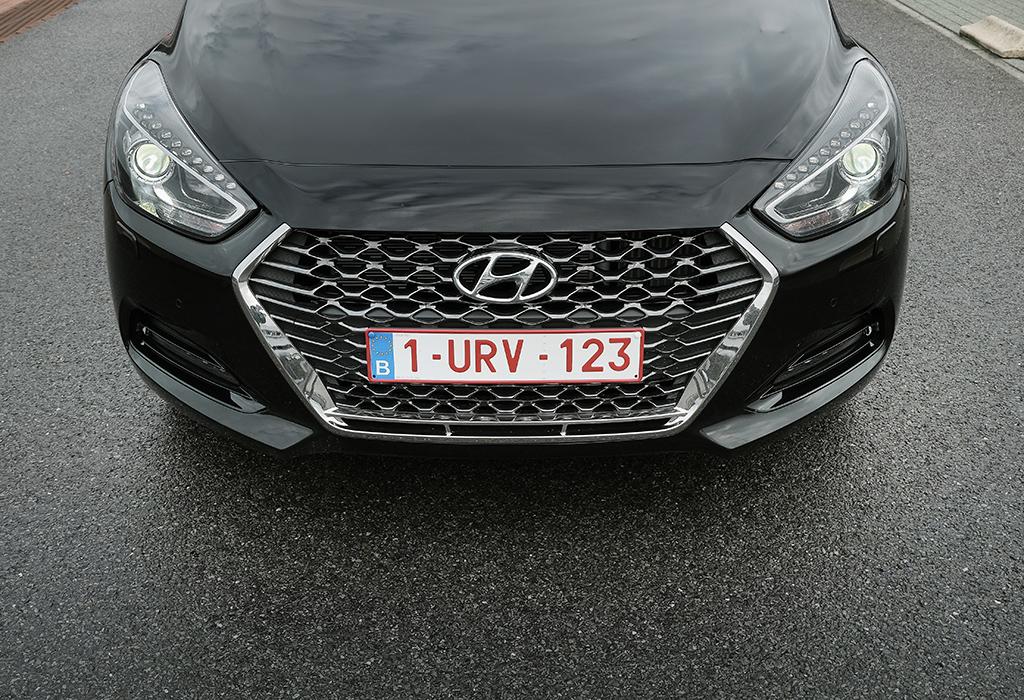 Facelift Hyundai i40 2019
