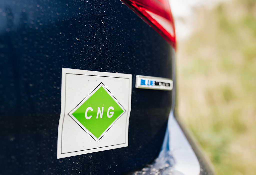 2019 VW GOLF TGI CNG BLUEMOTION