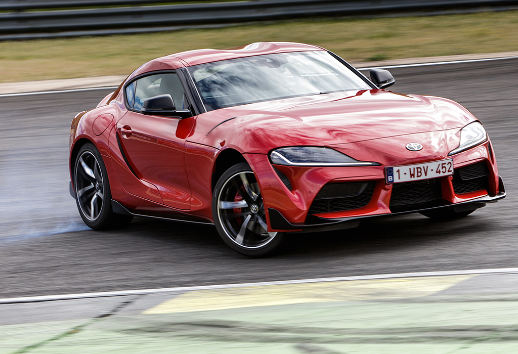2019 Toyota GR Supra Review AutoWereld