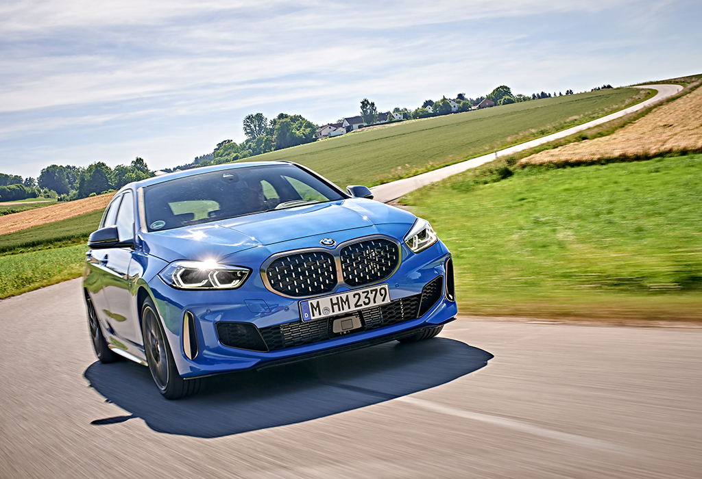 Test BMW M135i xDrive - AutoWereld 2019