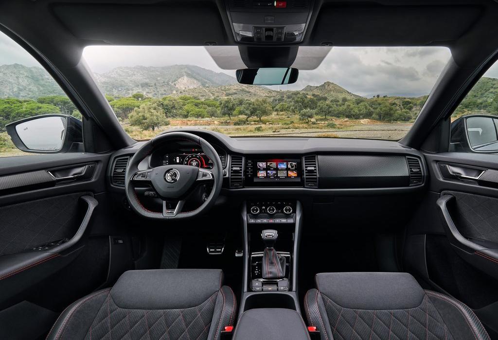 2019 Skoda Kodiaq RS AutoWereld
