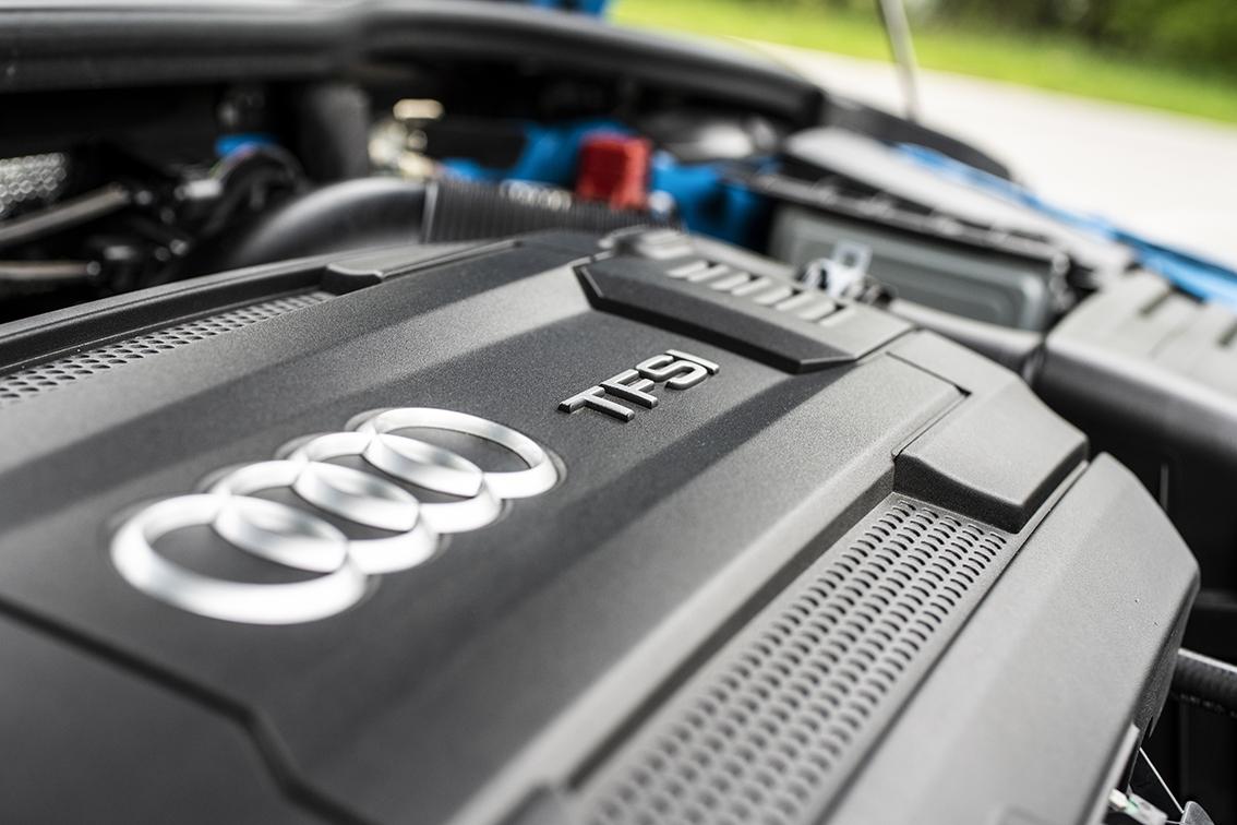 Audi TT 45 TFSI Quattro - Jeroen Peeters