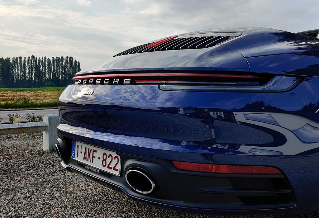 2019 Porsche 911 Carrera 4S Cabriolet - kj