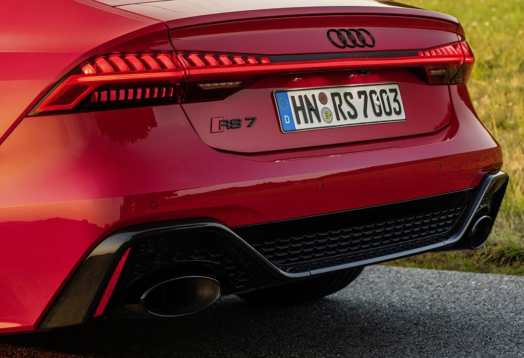 2019 Audi Sport RS7 Sportback Quattro
