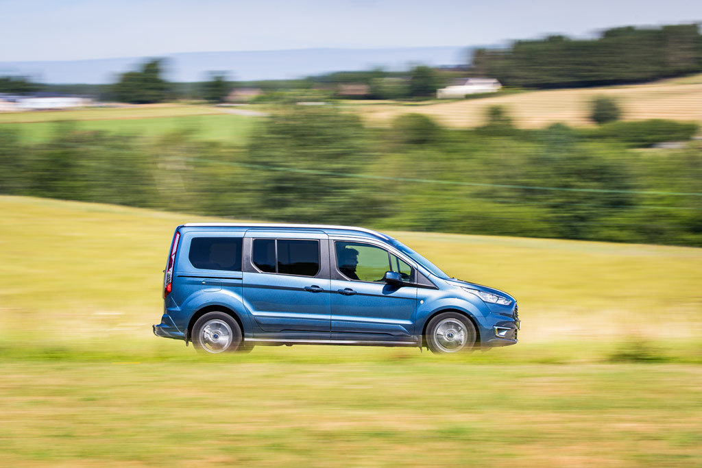 Ford Grand Tourneo Connect - Geoffroy Libert